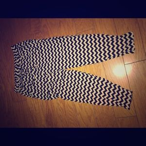 Pants - Zigzag pants